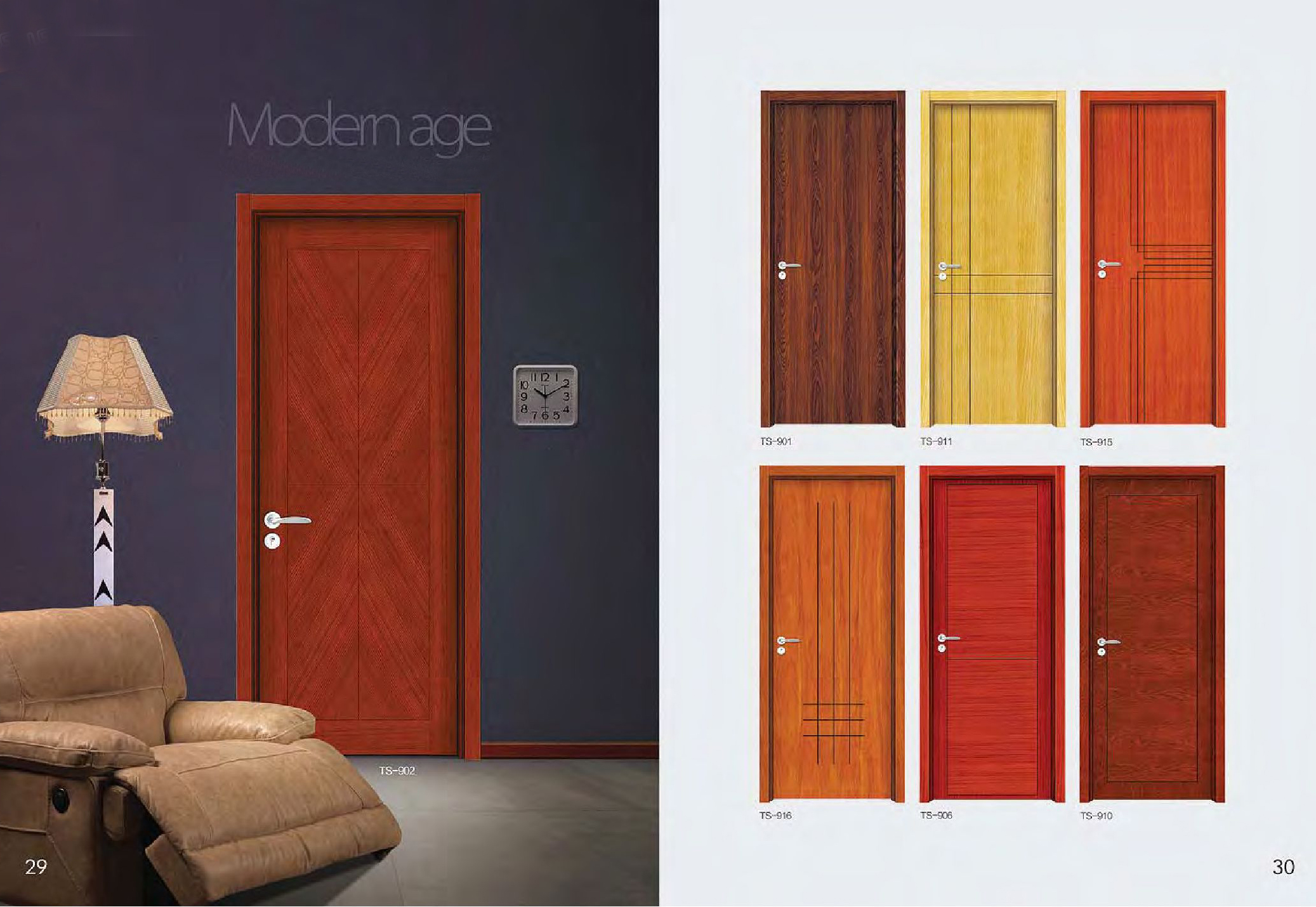 Captivating Paints For Wooden Doors Gallery - Exterior ideas 3D ...